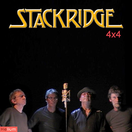 4x4 : Stackridge DVD