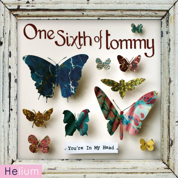 One Sixth Of Tommy - You're In My Head LP