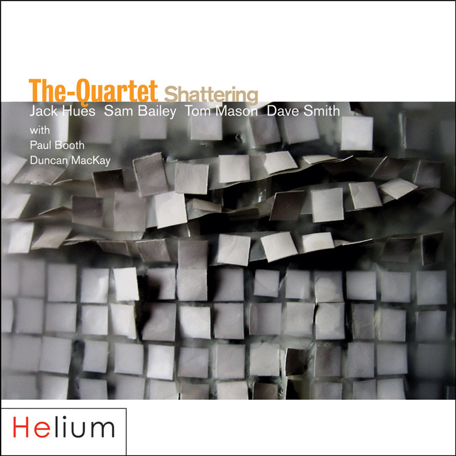 The Quartet - Shattering LP